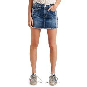 Hudson Viper Jean Skirt